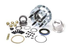 HOWE #205118 Steel 5X5 Front Hub Assembly 8 Bolt