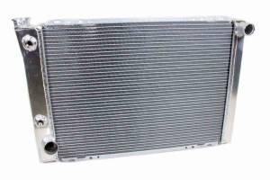 HOWE #34129F Radiator 19x29 Ford w/Heat Exchanger