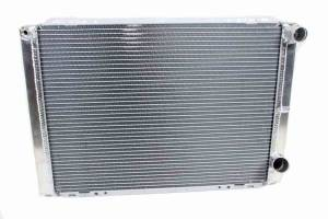 HOWE #34328RNF Radiator 19x28 Chevy Dual Pass No Filler