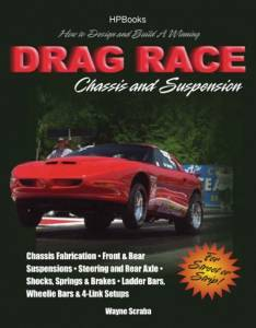HP BOOKS #978-155788462-6 How To Design A Drag Race Chassis