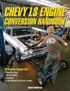 HP BOOKS #978-155788566-1 Chevy LS Engine Conversn Handbook