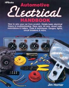 HP BOOKS #978-089586238-9 Auto Electrical