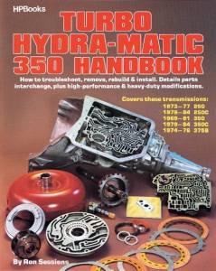 HP BOOKS #978-089586051-4 Turbo Hydra-Matic 350