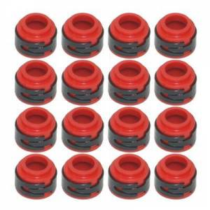 HOWARDS RACING COMPONENTS #93311 Valve Seals - 11/32 x .500 - PC Type w/o Glue