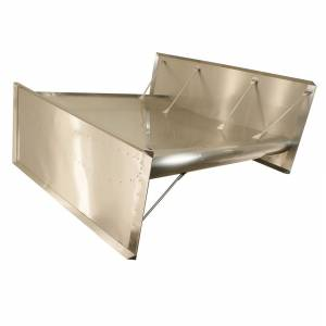 HEPFNER RACING PRODUCTS #VFT0512-S Top Wing Dished Dimpled Super Side Boards