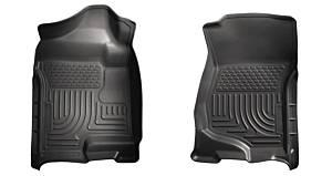 HUSKY LINERS #18201 15-   GM 2500HD Crew Cab Floor Liners Black