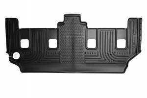 HUSKY LINERS #19091 08-   Grand Caravan 3rd Seat Floor Liners Black