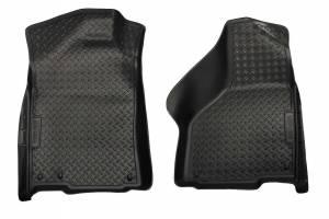 HUSKY LINERS #30851 09 Ram 1500 Reg/Quad Cab Front Floor Liners