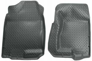 HUSKY LINERS #31302 99-07 GM P/U Ext Cab Front Liners- Gray
