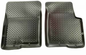HUSKY LINERS #35451 Front Floor Liners Classic Style Series