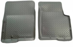 HUSKY LINERS #35452 Front Floor Liners Classic Style Series