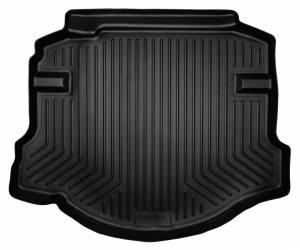 HUSKY LINERS #40021 08-   Challenger Trunk Liner Black