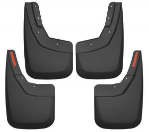 HUSKY LINERS #56886 Front and Rear Mud Guard Custom Mud Guards