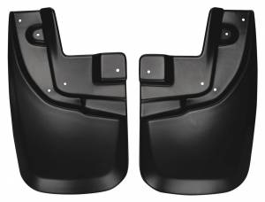 HUSKY LINERS #56931 05-14 Toyota Tacoma Front Mud Flaps