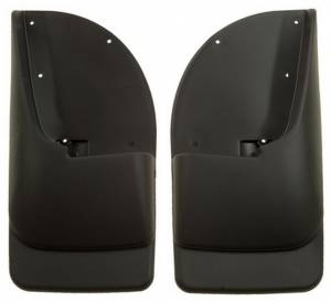 HUSKY LINERS #57401 99-10 Ford F250/350 SD Rear Mud Flaps