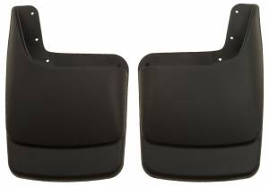 HUSKY LINERS #57581 99-09 Ford F250/350 SD Rear Mud Flaps