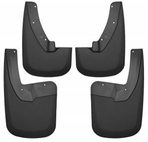 HUSKY LINERS #58186 Front and Rear Mud Guard Custom Mud Guards