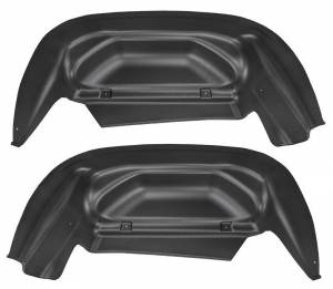 HUSKY LINERS #79011 Rear Wheel Well Guards Wheel Well Guards