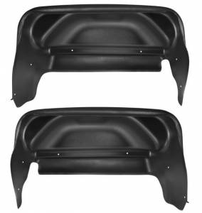 HUSKY LINERS #79031 Rear Wheel Well Guards Wheel Well Guards