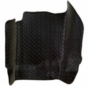 HUSKY LINERS #82241 99-07 GM P/U Floor Mat Ext. Cab C. Hump Black