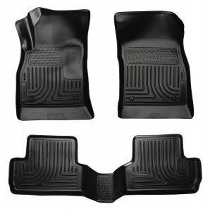 HUSKY LINERS #98171 12-15 Buick Verano Front & 2nd Seat Floor Liners