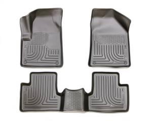 HUSKY LINERS #99031 14-   Cherokee Floor Liners Black