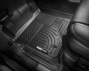HUSKY LINERS #99151 Front & 2nd Seat Floor L iner Weatherbeater