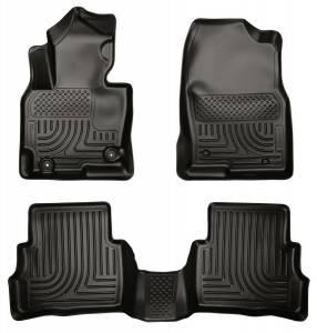 HUSKY LINERS #99731 13-   Mazda CX-5 Front & 2nd Seat Floor Liners