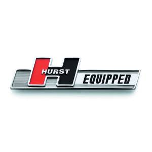 HURST #1361000 Hurst Equipped Emblem