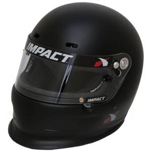 IMPACT RACING #14015412 Helmet Charger Medium Flat Black SA2015* Special Deal Call 1-800-603-4359 For Best Price