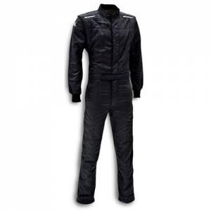 IMPACT RACING #24215410 Racer Suit 2015 1pc Black Medium