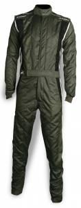 IMPACT RACING #25215708 Suit Phenom XX-Large Gray/Black