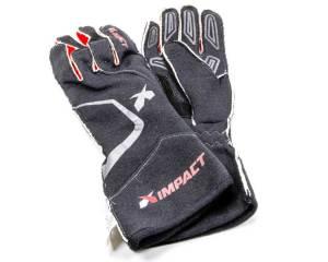 IMPACT RACING #39000510 Alpha Glove Large Black