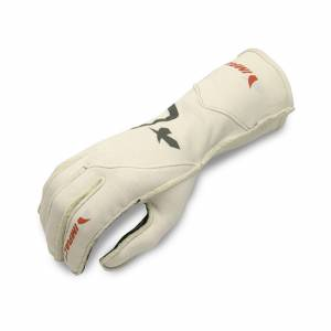 IMPACT RACING #39000609 Alpha Glove X-Large White