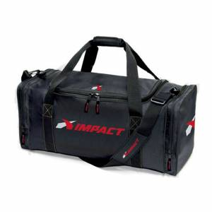 IMPACT RACING #72000010 Gear Bag Black