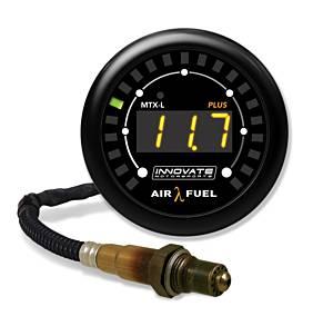 INNOVATE MOTORSPORTS #3918 MTX-L Plus Digital Air/ Fuel Ratio Gauge Kit
