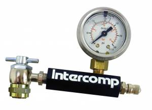 INTERCOMP #100675-A Shock Inflation Pressure Gauge