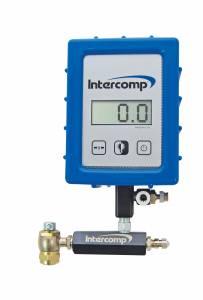 INTERCOMP #100675 Digital Shock Inflation Gauge 300psi