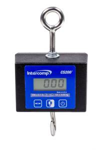 INTERCOMP #100772 Hanging Scale 250LB Cap. CS200 * Special Deal Call 1-800-603-4359 For Best Price