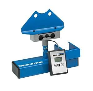 INTERCOMP #102030 Hub-Mounted Corner Scale 5X5