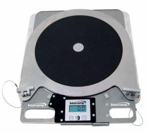 INTERCOMP #102191 Digital Turn Plate Pair
