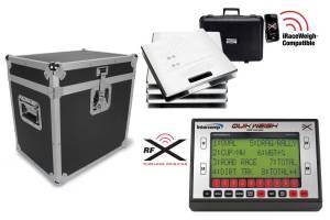 INTERCOMP #170126-W-CASE SW650 Quick Scale System w/ Scale Pad Case