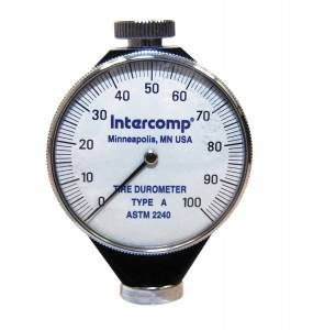 INTERCOMP #360092 Tire Durometer