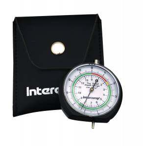 INTERCOMP #360109 Tire Tread Depth Gauge