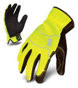 IRONCLAD #EXO2-HSY-04-L EXO Hi-Viz Utility Safety Yellow Large