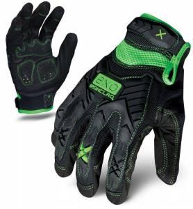 IRONCLAD #EXO2-MIG-05-XL EXO Motor Impact Glove X-Large