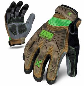 IRONCLAD #EXO2-PIG-05-XL EXO Project Impact Glove X-Large