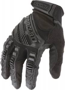 IRONCLAD #SDG2B-03-M Super Duty Glove Medium All Black