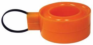 INTEGRA SHOCKS #310 30113-1 Spring Rubber C/O Medium Orange 1-1/4in Tall
