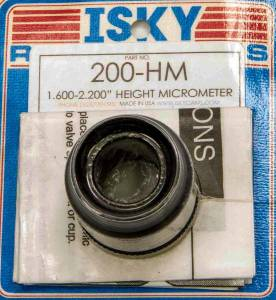 ISKY CAMS #200HM Height Mic